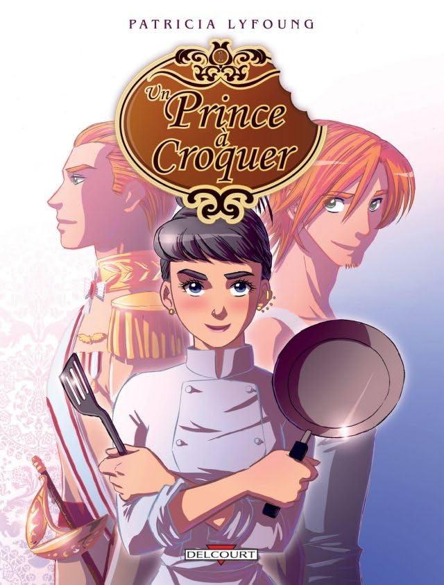 Un prince à croquer Vol. 1: Entrée