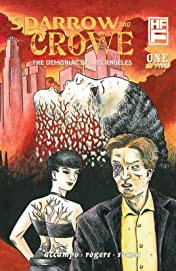 Sparrow & Crowe: The Demoniac of Los Angeles #1