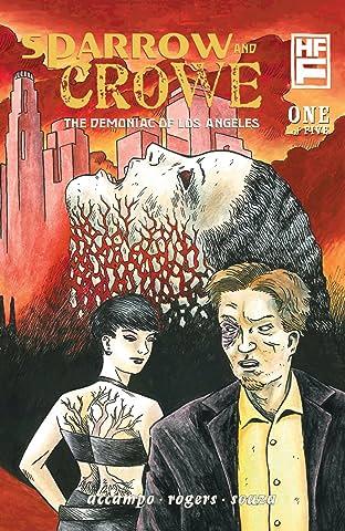 Sparrow & Crowe: The Demoniac of Los Angeles #1