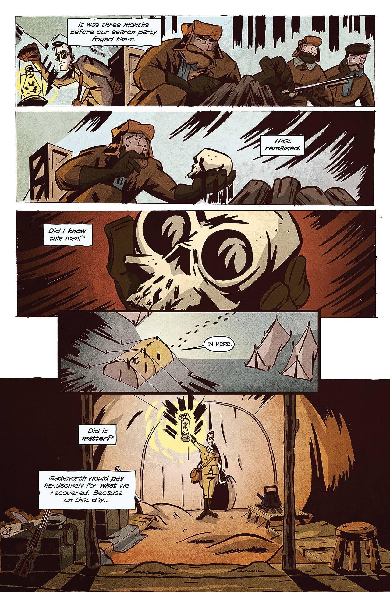 Deadhorse #1