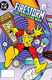 Firestorm: The Nuclear Man (1982-1990) #70