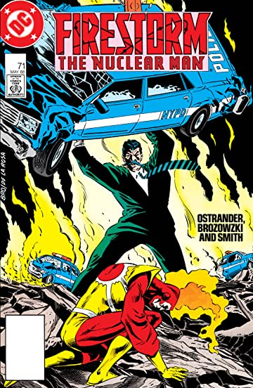 Firestorm: The Nuclear Man (1982-1990) #71
