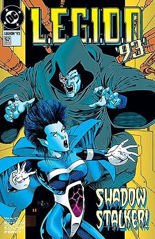 L.E.G.I.O.N. (1989-1994) #52