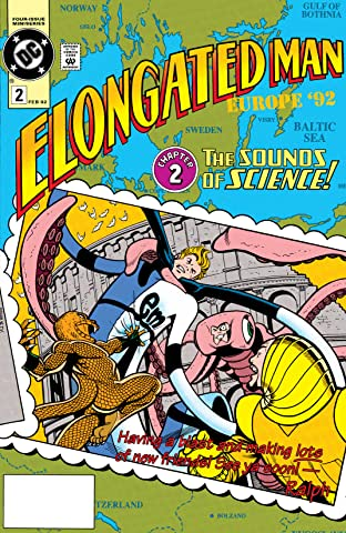 Elongated Man (1991-1992) #2