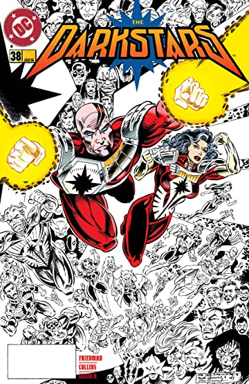 The Darkstars (1992-1996) #38