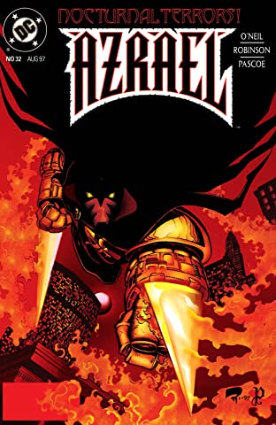 Azrael: Agent of the Bat (1995-2003) #32