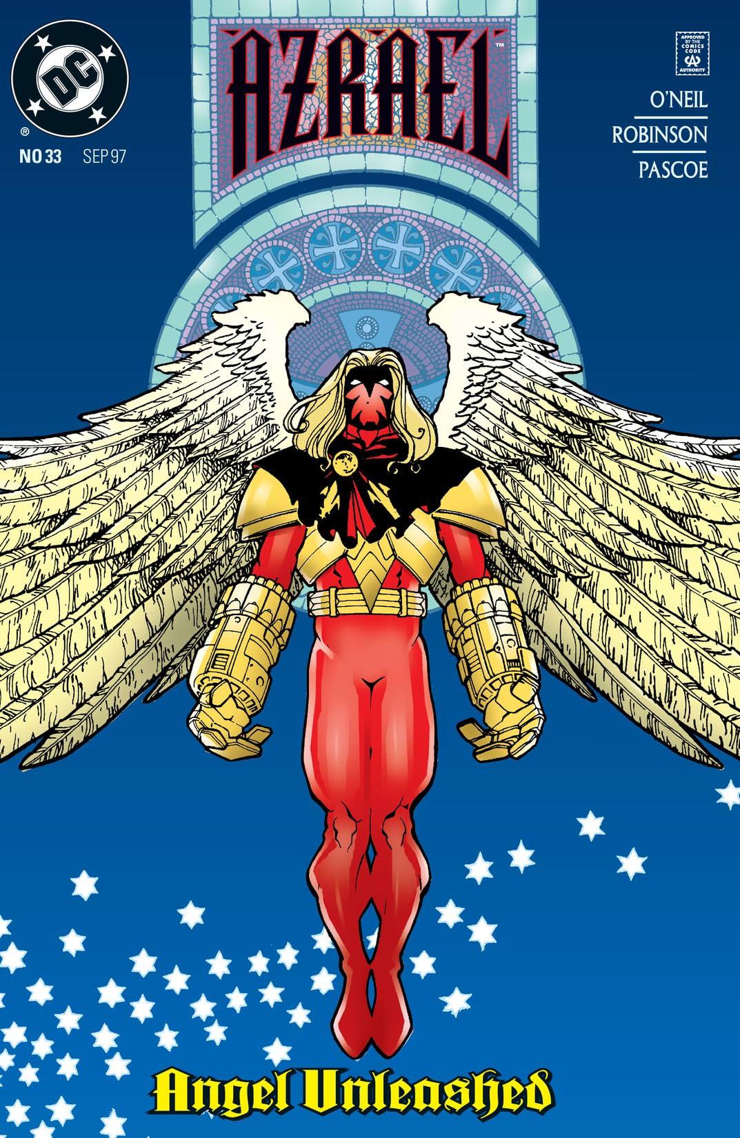 Azrael: Agent of the Bat (1995-2003) #33