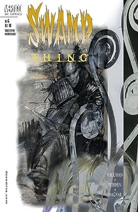 Swamp Thing (2000-2001) #6
