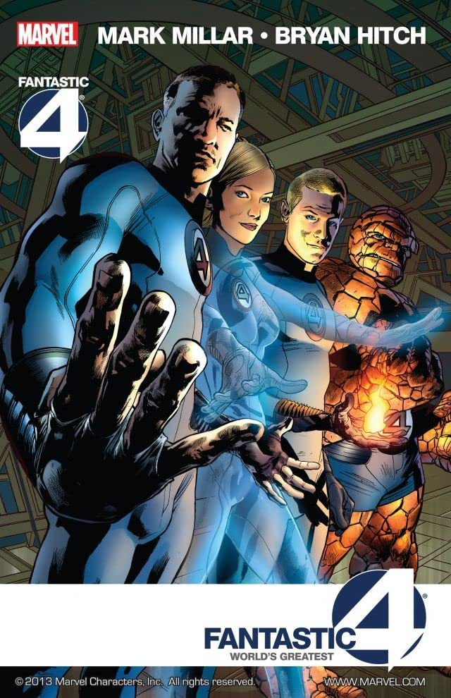 Fantastic Four: World's Greatest