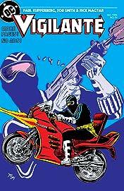 Vigilante (1983-1988) #24