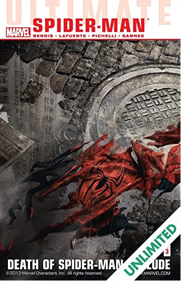 Ultimate Comics Spider-Man Vol. 3: Death Of Spider-Man Prelude