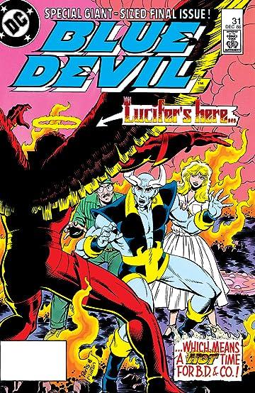 Blue Devil (1984-1986) #31