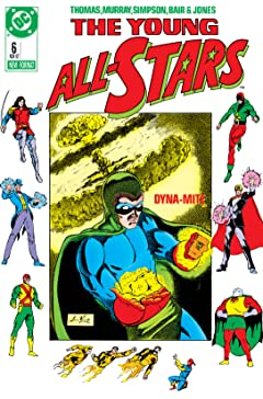 Young All-Stars (1987-1989) No.6
