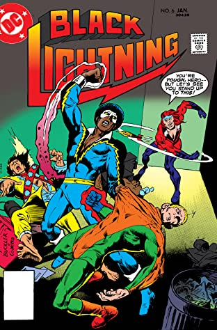 Black Lightning (1977-1978) #6