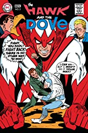 The Hawk and the Dove (1968-1969) #2