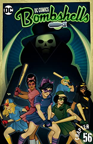 DC Comics: Bombshells (2015-) #56