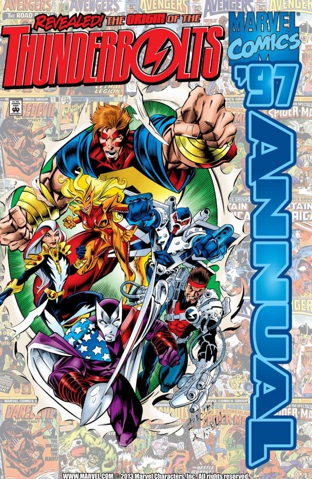 Thunderbolts Annual 1997 #1
