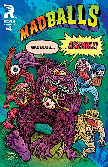 Madballs  #4 (of 4)