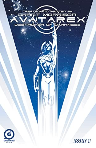 Grant Morrison's Avatarex: Destroyer of Darkness No.1