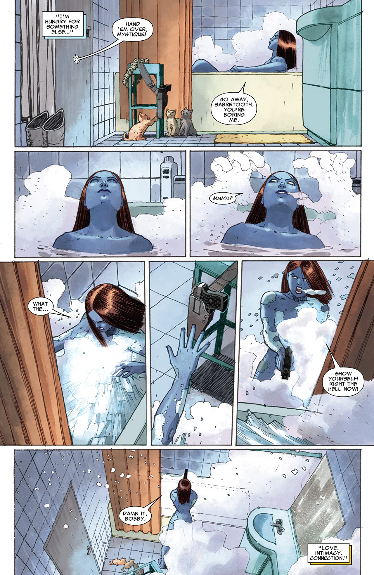 Astonishing X-Men (2004-2013) #62