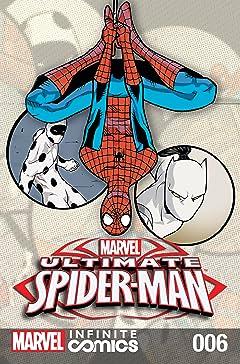 Ultimate Spider-Man Infinite Comic (2016) #6