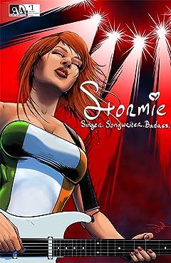Stormie: Singer. Songwriter. Badass. #1