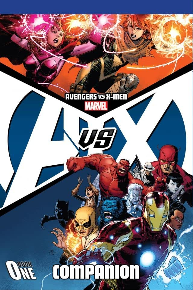 Avengers vs. X-Men Companion Book One