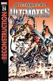 Ultimate Comics Ultimates #24