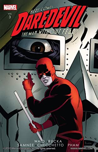 Daredevil By Mark Waid Tome 3