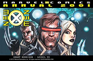 New X-Men (2001-2004) Annual No.1