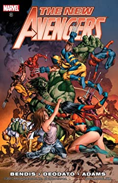 New Avengers By Brian Michael Bendis Vol. 3
