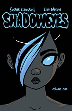 Shadoweyes Vol. 1