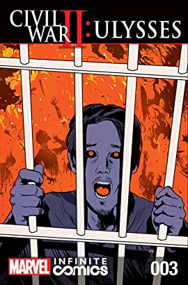 Civil War II: Ulysses Infinite Comic #3 (of 6)