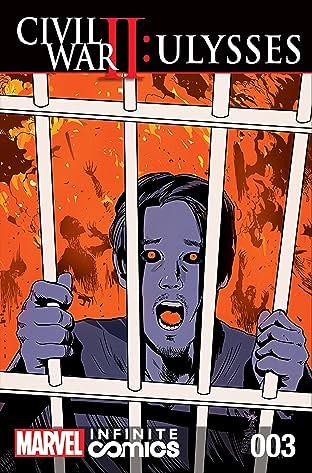 Civil War II: Ulysses Infinite Comic No.3 (sur 6)
