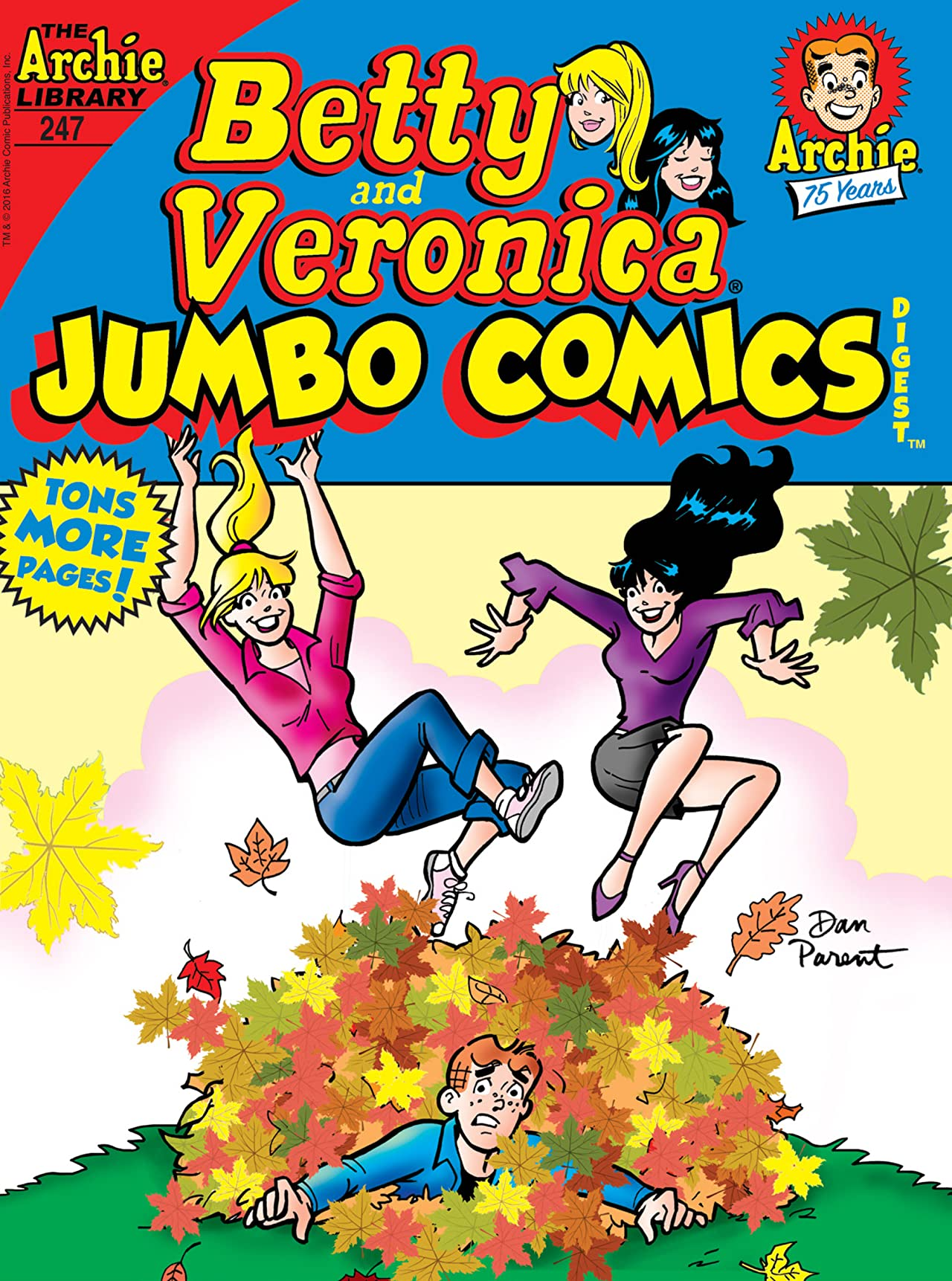 Betty & Veronica Comics Double Digest #247