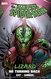Spider-Man: Lizard - No Turning Back
