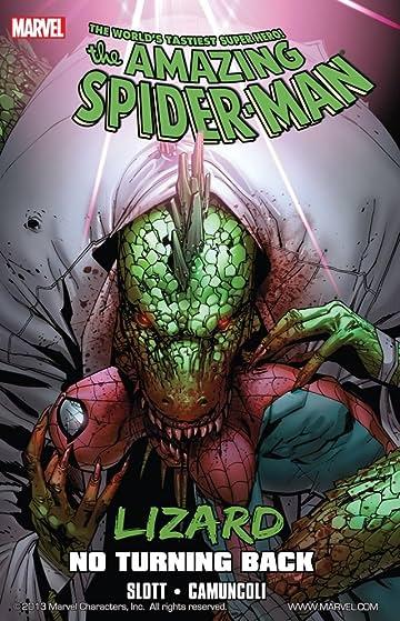 Spider-Man: Lizard - No Turning Back