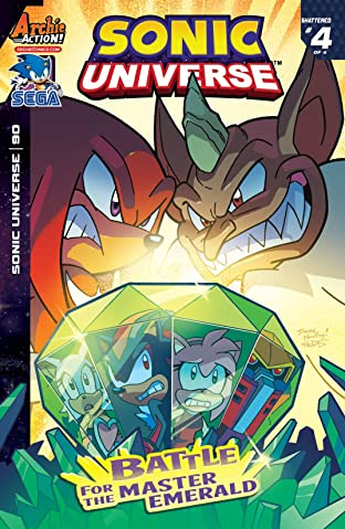 Sonic Universe #90