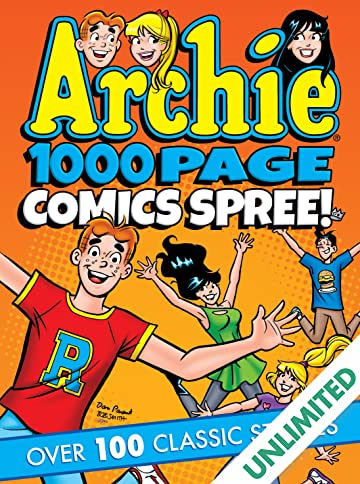 Archie 1000 Page Comics Spree