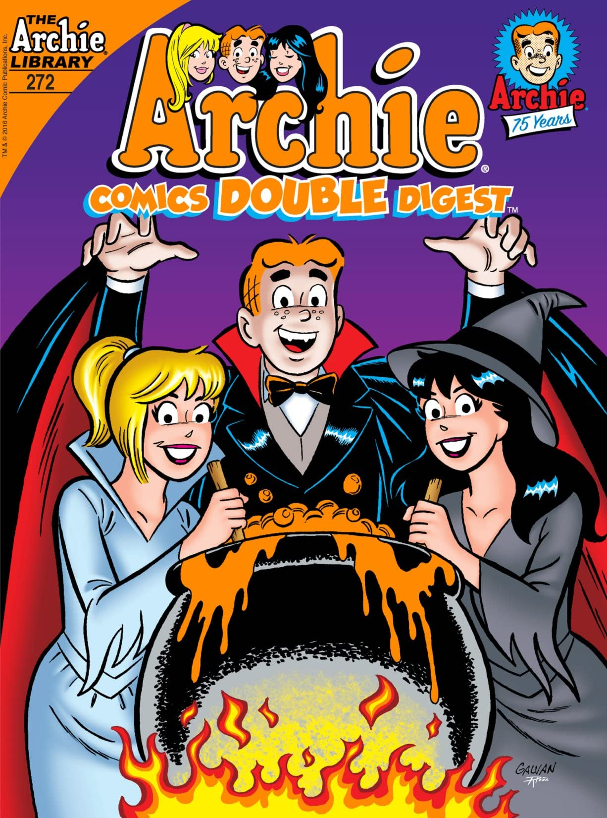 Archie Comics Double Digest #272