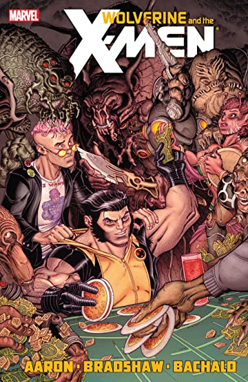 Wolverine and the X-Men By Jason Aaron Tome 2