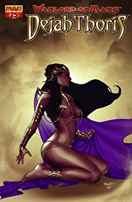 Warlord of Mars: Dejah Thoris #25