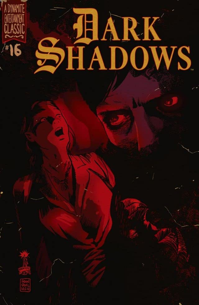 Dark Shadows (Ongoing) #16