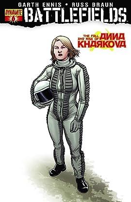 Garth Ennis' Battlefields #6 (of 6): The Fall and Rise of Anna Kharkova - Part 3