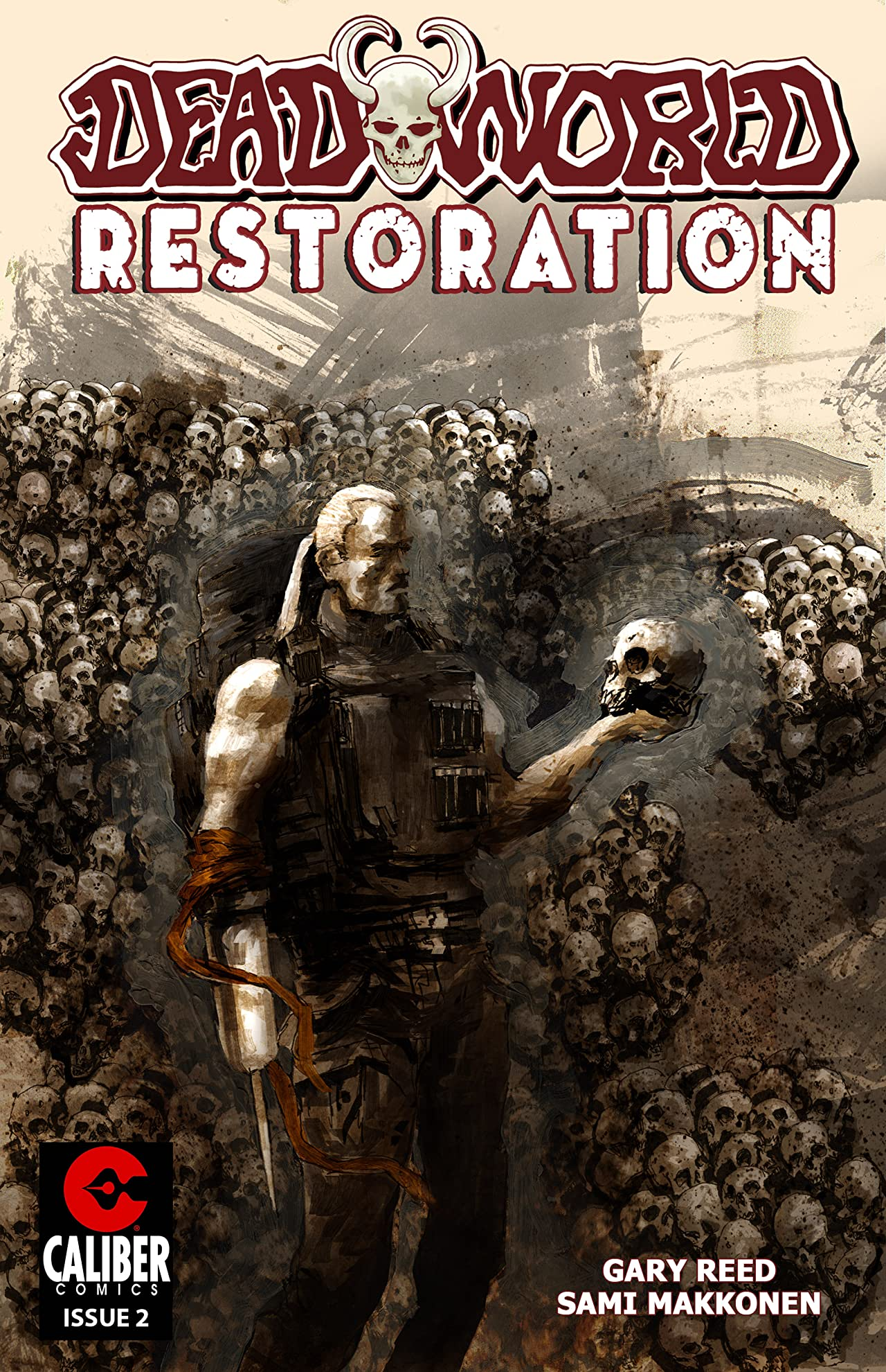 Deadworld: Restoration #2