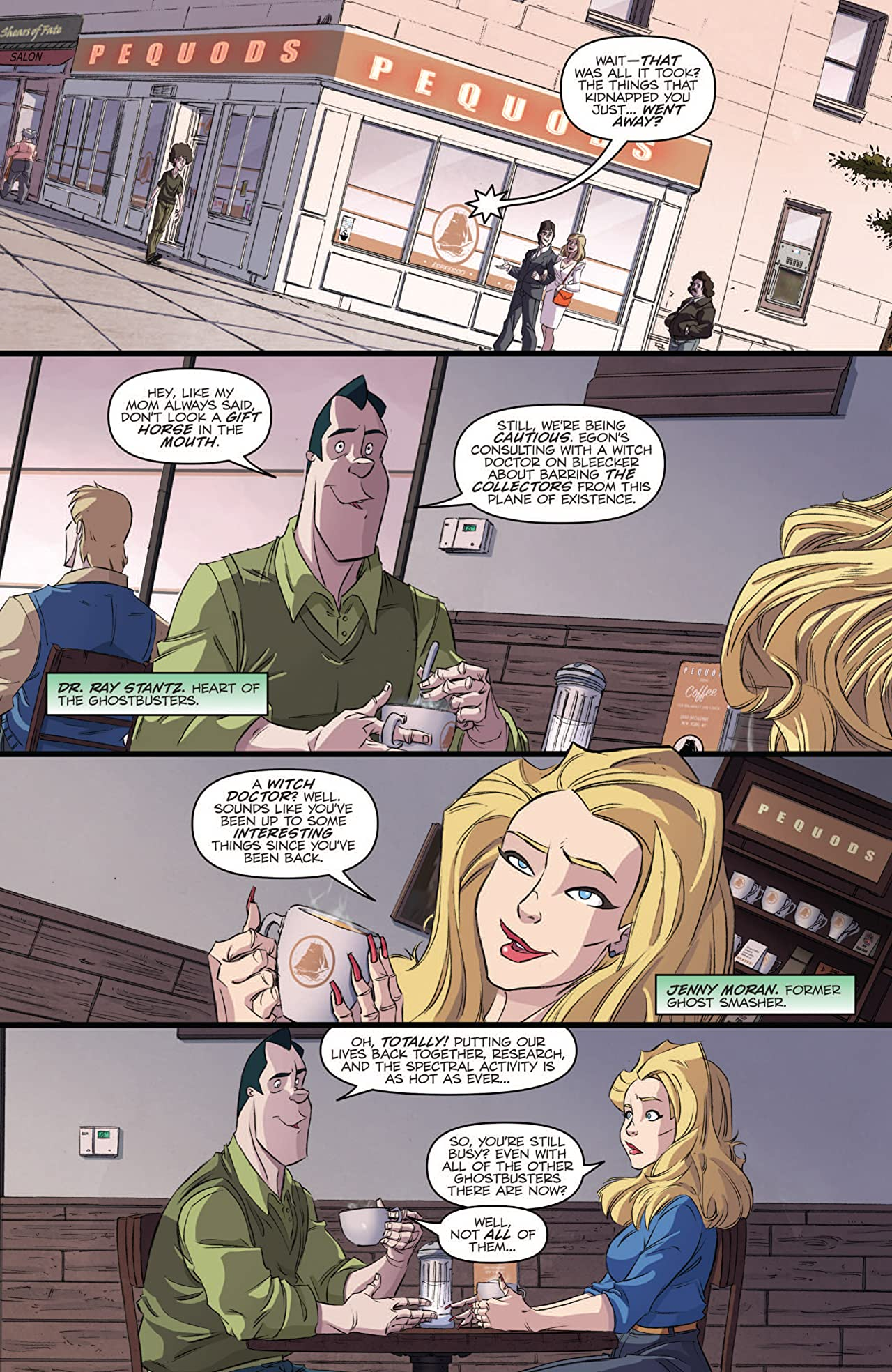 Ghostbusters (2013-2014) #5