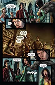 Unleashed: Vampires the Eternal #2 (of 3)