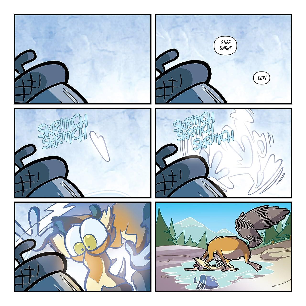 Ice Age: The Hidden Treasure