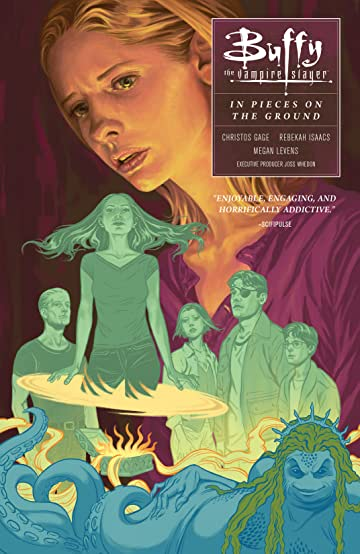 Buffy the Vampire Slayer: Season 10 Vol. 5: Pieces on the Ground