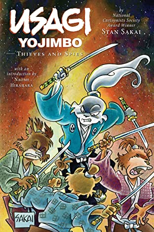 Usagi Yojimbo Vol. 30